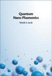 Quantum Nano Plasmonics